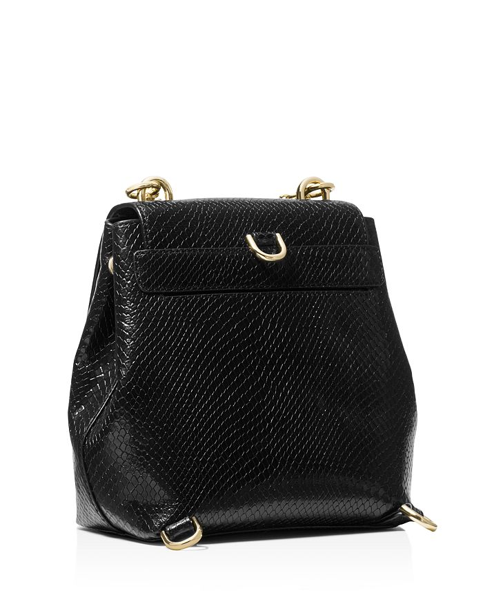 6eddc11465b54e MICHAEL Michael Kors Mott Mini Twist Chain Messenger Backpack ...