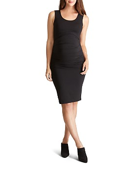 Ingrid & Isabel - Maternity Shirred Tank Dress