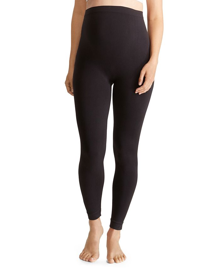 e011c25d9f4df Ingrid & Isabel Maternity Convertible-Waist Leggings | Bloomingdale's