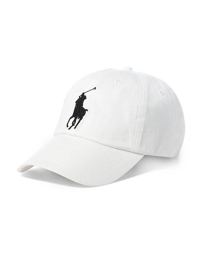 Polo Ralph Lauren - Big Pony Chino Baseball Cap 9bc5690e105