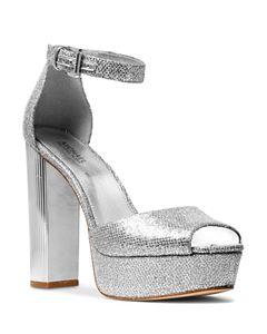 2ea29c47374 Jimmy Choo Women s Santina 125 Embellished High Block-Heel Platform ...