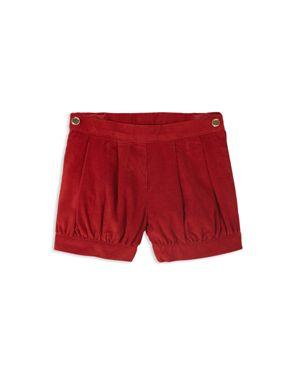 Jacadi Girls' Velvet Shorts - Baby