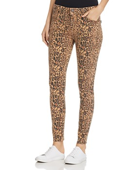 d348bab312d Parker Smith - Ava Skinny Jeans in Leopard ...