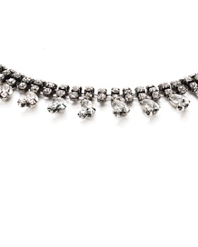 Dannijo - Josephine Choker Necklace, 13""
