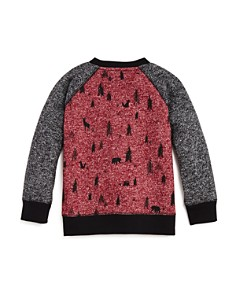 Mini Series - Boys' Forest-Print Sweatshirt, Little Kid - 100% Exclusive