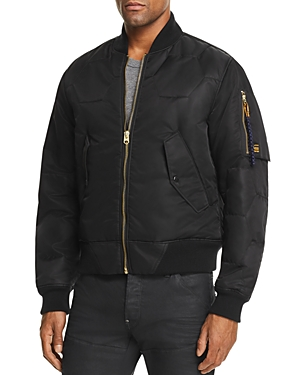 G-star Raw Vodan Quilted Bomber Jacket
