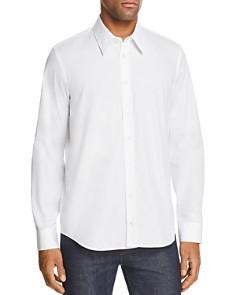 Helmut Lang - Back Logo-Print Regular Fit Shirt
