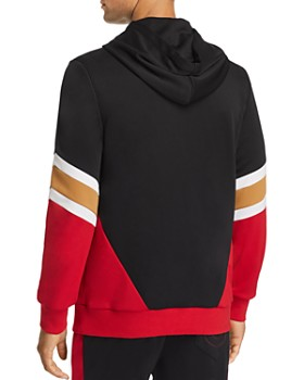 True Religion - Color-Block Hooded Active Sweatshirt