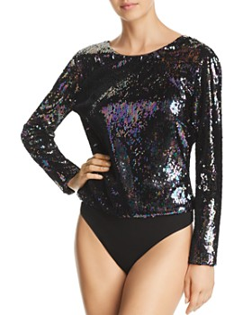Parker - Cher Combo Bodysuit
