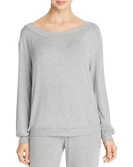 Cosabella - Alessandra Rib Knit Long-Sleeve Top