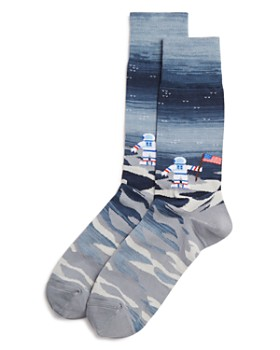 The Men's Store at Bloomingdale's - Astronaut Socks - 100% Exclusive
