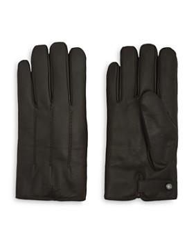 4da04188ff551 Men's Designer Gloves: Cashmere, Leather Gloves & More - Bloomingdale's
