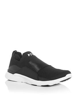 APL Athletic Propulsion Labs - Women's Techloom Bliss Knit Slip-On Sneakers
