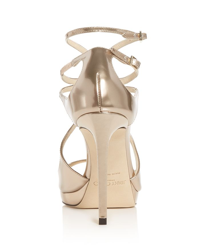 01621fc9165a Jimmy Choo - Women s Lance 100 Strappy High-Heel Sandals