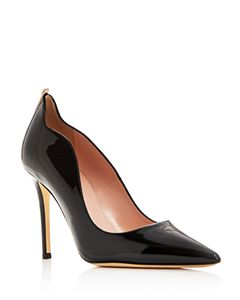 b0a3219536 SJP by Sarah Jessica Parker Women's Fawn Fishnet Pointed-Toe Pumps ...