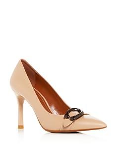 COACH - Women's Varick Pointed-Toe Pumps