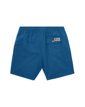 Ralph Lauren - Boys' Traveler Swim Trunks - Big Kid