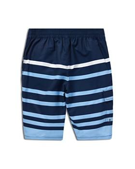 Ralph Lauren - Boys' Kailua Striped Swim Trunks - Big Kid