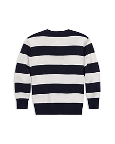 Ralph Lauren - Boys' Striped Cotton Sweater - Little Kid