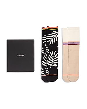 Stance Cozy Crew Socks, Set of 2