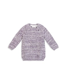 Miles Baby - Girls' Knit Sweater Dress - Baby