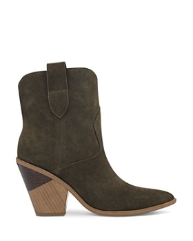 Marc Fisher LTD. - Women's Sobina Western Booties