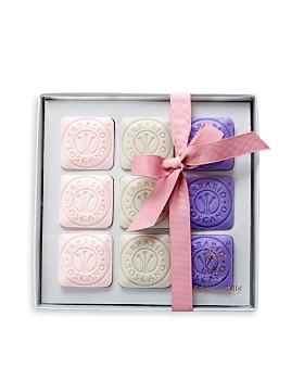 Erbario Toscano - Tuberose, Amber, Lavender Mini Soap Set