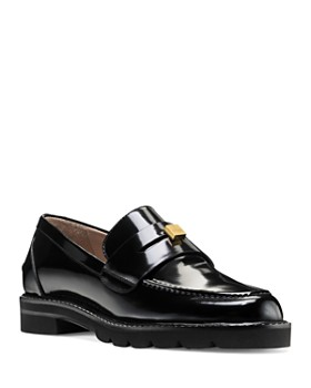 Stuart Weitzman - Women's Penley Patent Leather Loafer