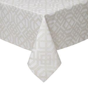 Mode Livng Bristol Tablecloth, 66 x 90