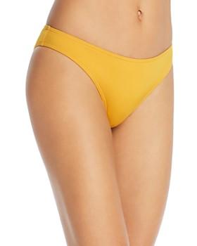 Mei L'ange - Audrey Low-Rise Triangle Bikini Bottom