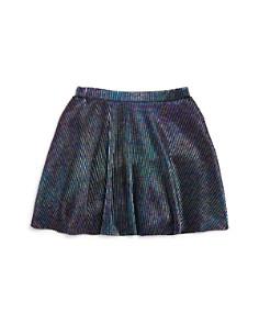 Mini Series - Girls' Ribbed Iridescent Skirt, Little Kid - 100% Exclusive