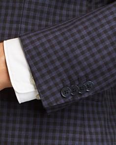 BOSS Hugo Boss - Jewels District Check Regular Fit Wool Sport Coat