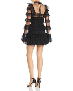 Alice McCall - Zen Ruffled Mini Dress