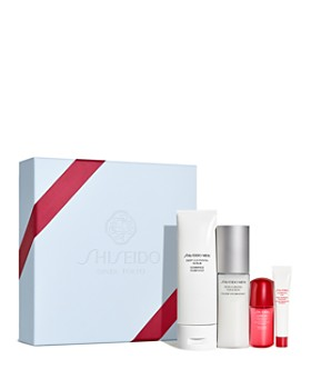 Shiseido - Men's Skincare Essentials Gift Set ($107 value)