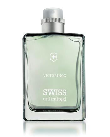Victorinox Swiss Army - Victorinox Swiss Unlimited Eau de Toilette Refillable Glass Bottle