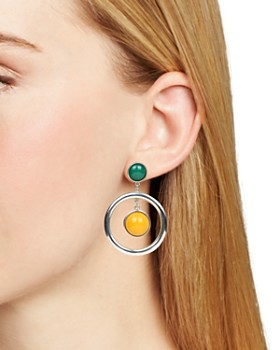 Ben Amun - Round Drop Earrings