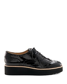 Botkier - Women's Clive Platform Oxford Loafers