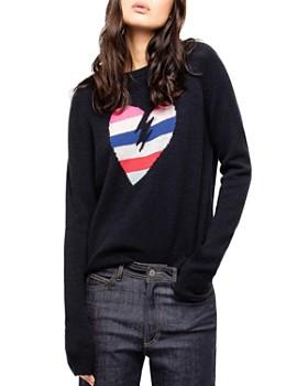 Zadig & Voltaire - Baly Bis Cashmere Sweater