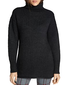 Sanctuary - Curl Up Tunic Sweater