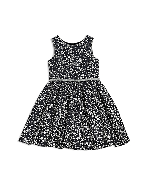 Pippa  Julie Girls Metallic StarPrint Dress  Baby