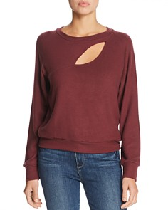 LNA - Phase Cutout Sweatshirt