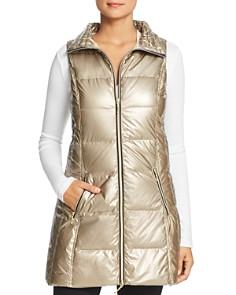 Fillmore - Long Down Puffer Vest