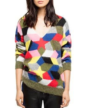 Zadig & Voltaire - Diane Intarsia Sweater