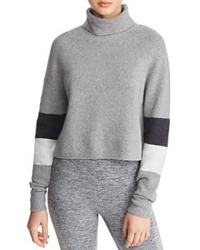 LNDR - Piste Cropped Turtleneck Sweater