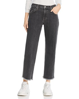 Elizabeth and James - Holden Jeans in Washed Black