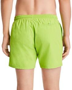 BOSS - Logo-Print Swim Shorts