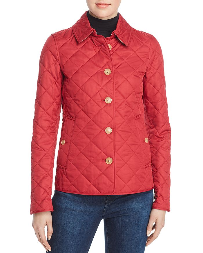 393e6b0dfde Burberry - Frankby Quilted Jacket - 100% Exclusive