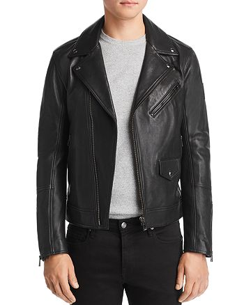Belstaff - Fenway Leather Moto Jacket