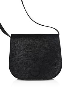 Whistles - Exeter Leather Saddle Bag