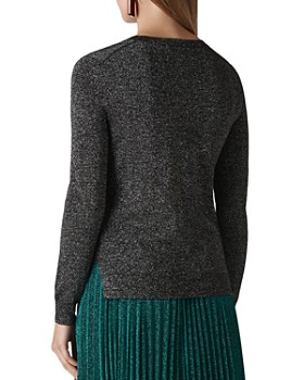 Whistles - Stargazing Wool Sparkle Sweater